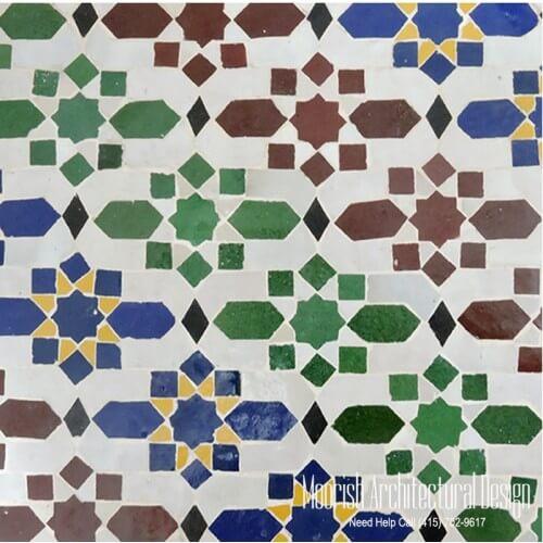Moroccan Tile 133