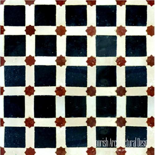 Moroccan Tile 136