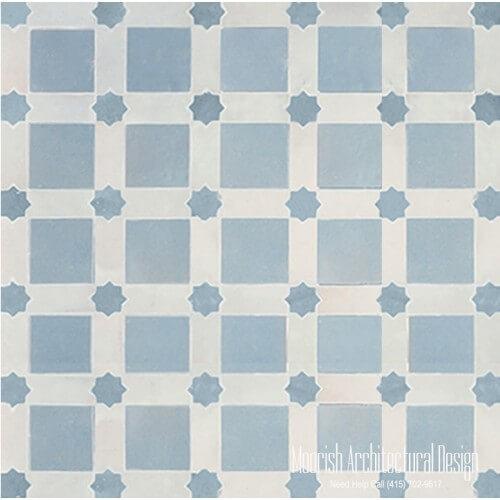 Moroccan Tile 138