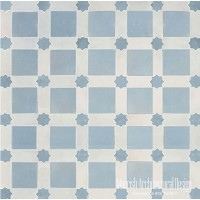 Moroccan Ceramic Floor Tile