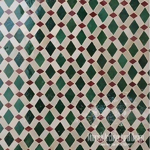 Moroccan Tile 143