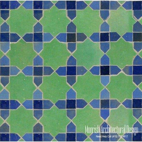 Moroccan Tile 145