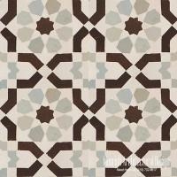 Moroccan shower floor tile