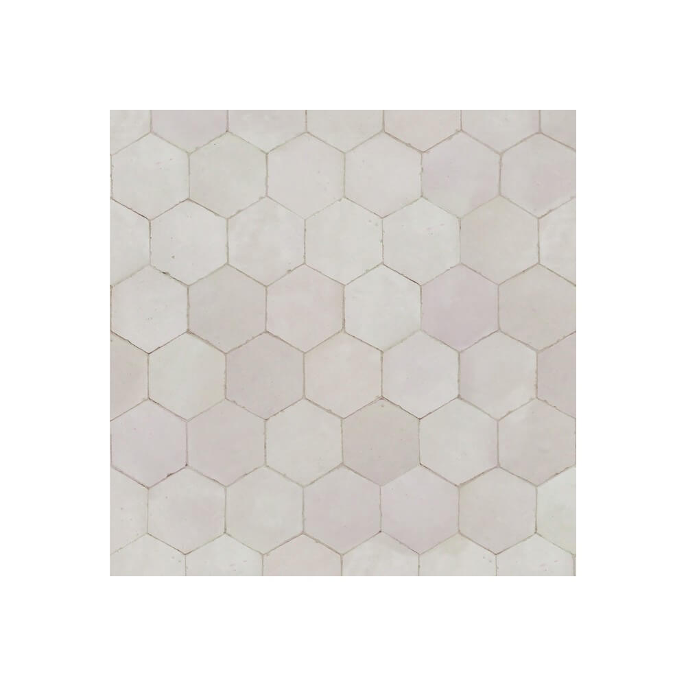 White Moroccan Tiles Online