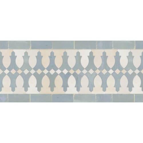 Moroccan Border Tile 20