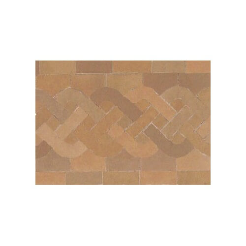 Moroccan Border Tile 21