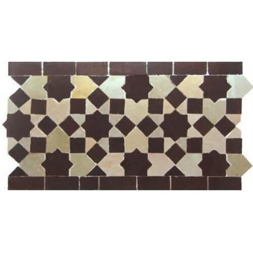 Moroccan Border Tile chicago