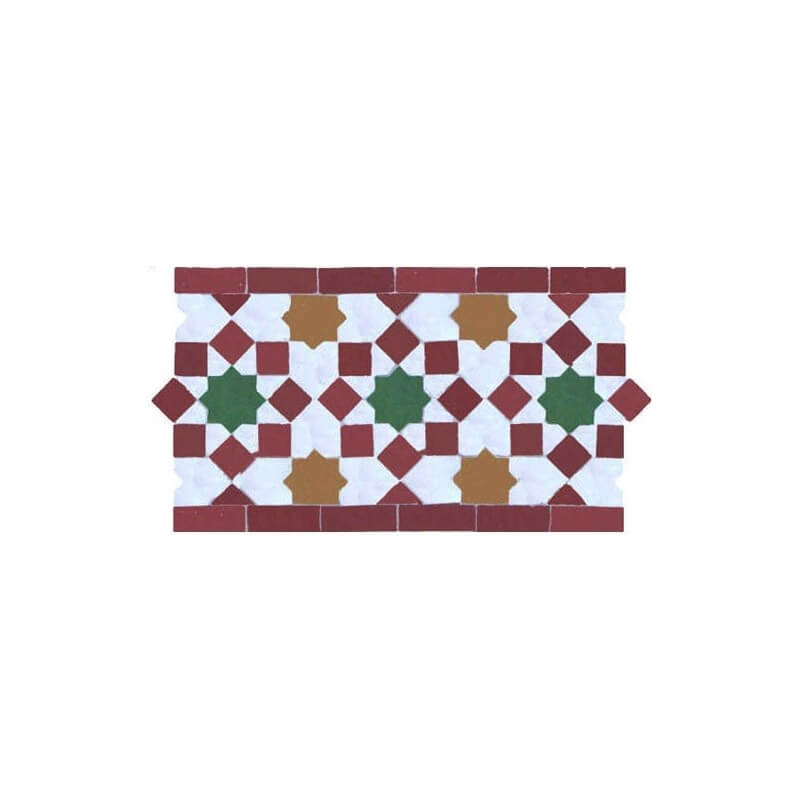 Moroccan Border Tile Shop