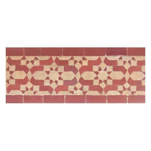 Moroccan Border Tile 25