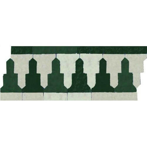 Moroccan Border Tile 29