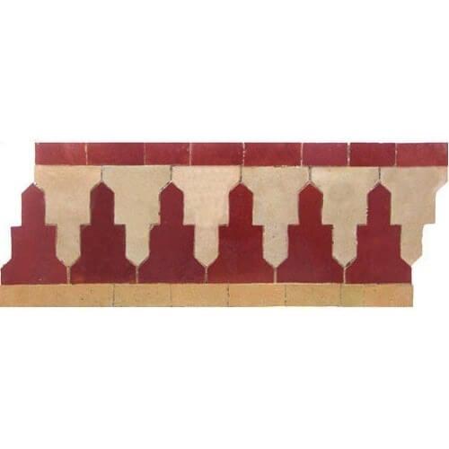 Moroccan Border Tile 30
