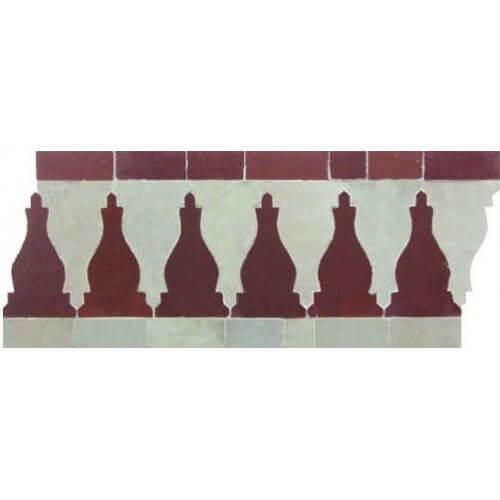 Moroccan Border Tile 31