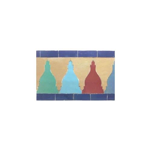 Moroccan Border Tile 36
