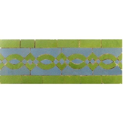 Moroccan Border Tile 40