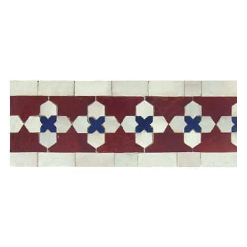 Moroccan Border Tile 44