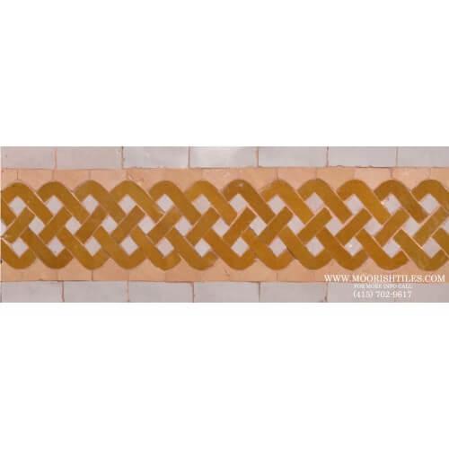 Moroccan Border Tile 48