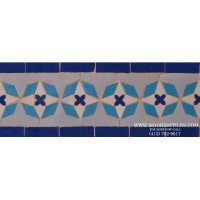 Moroccan Tile Portola Valley