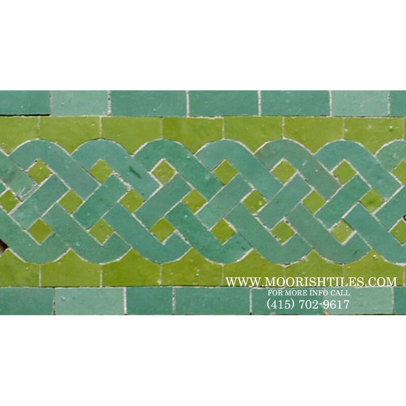 Moroccan Tile Redwood City