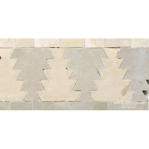 Moroccan Border Tile 71