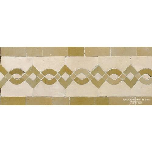 Moroccan Border Tile 78