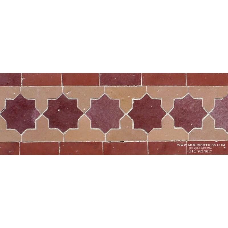 Moroccan Border Tile 79