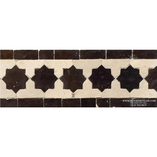 Moroccan Border Tile 80