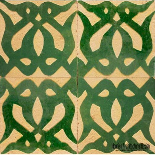 Moroccan Tile Palm Beach, Florida