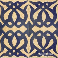 Rustic Moroccan bathroom Tile