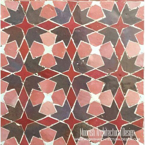 Moroccan Tile 140