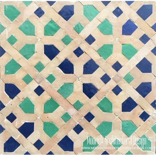 Moroccan Tile 167