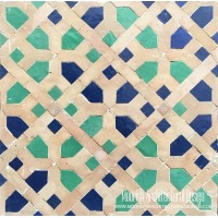 Tan Moroccan Tile