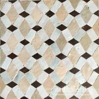 Moroccan Tile Floor