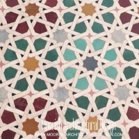 Moroccan Tile patterns