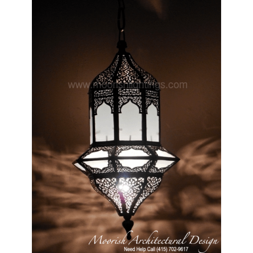 Traditional Moroccan Pendant 16