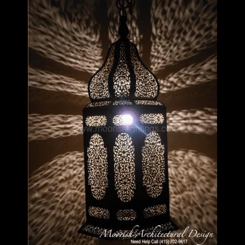 Traditional Moroccan Pendant 17