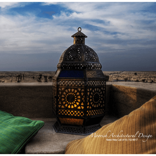 Moroccan Outdoor Light 02