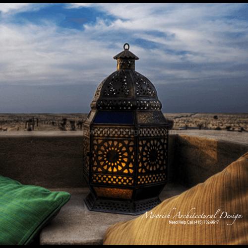 Moroccan Outdoor Light 02