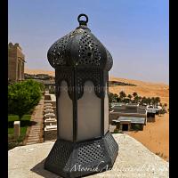 Moroccan garden lights