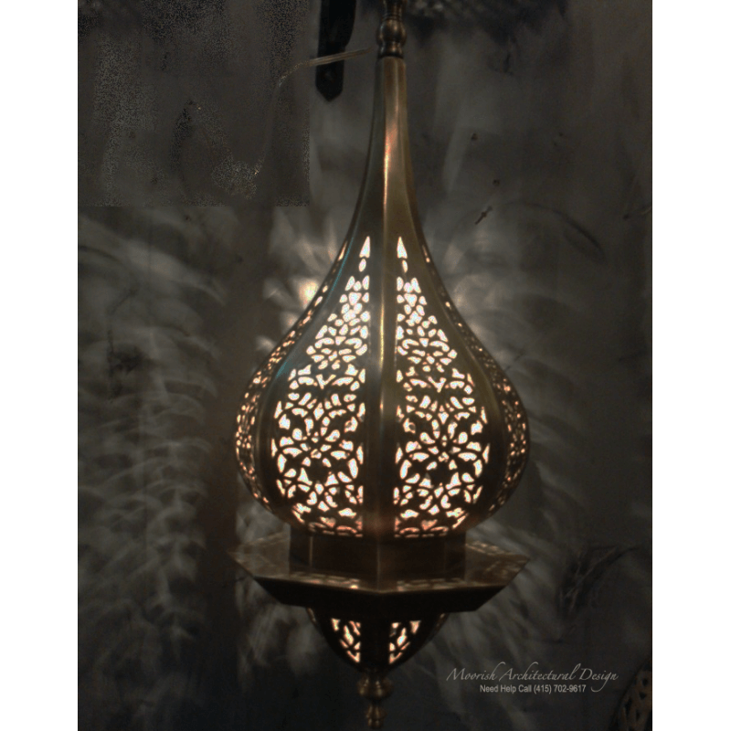 Moorish Lighting design ideas