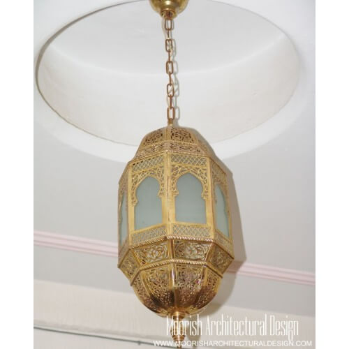 Traditional Moroccan Lantern 10