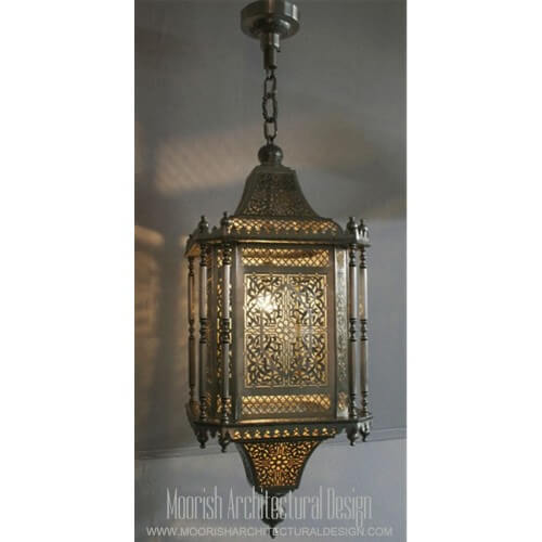 Traditional Moroccan Lantern 13