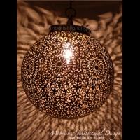 Moorish pendant