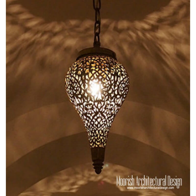 Middle eastern pendant light