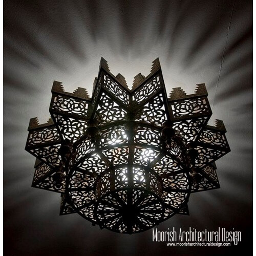 Traditional Ceiling Light 02