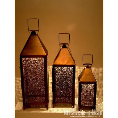 Moroccan Patio Lantern