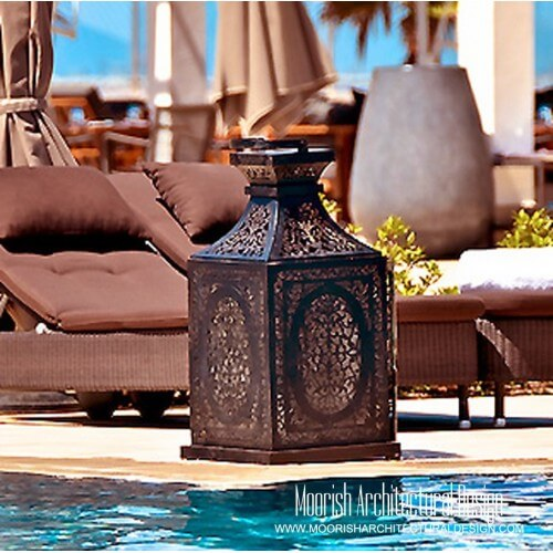 Moroccan Outdoor Light 10