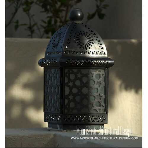 Moroccan Outdoor Light 12