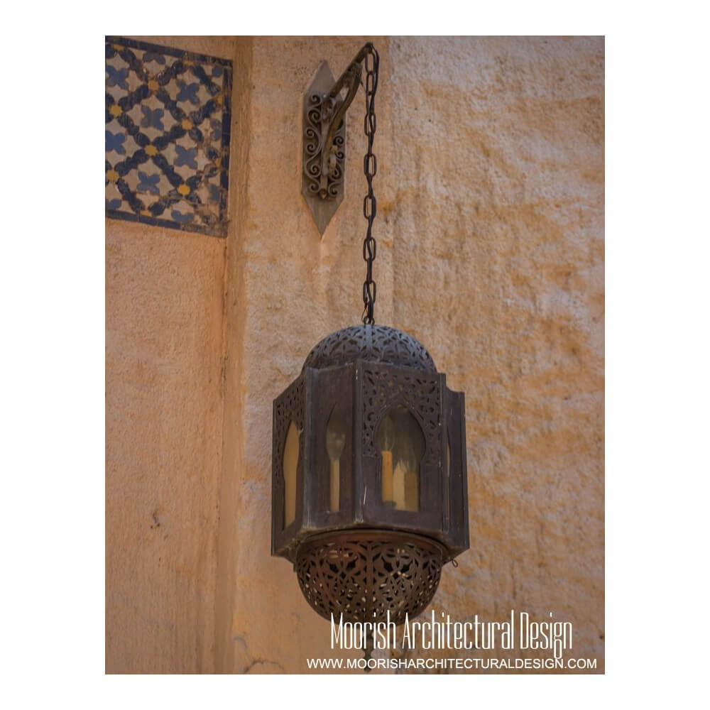 Moroccan Outdoor Lights | Rustic Patio wall Lamps | Custom Ligting