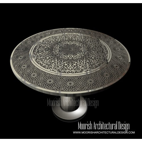 Moorish Table 01