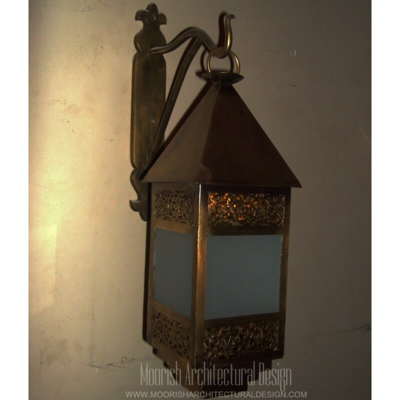 Moroccan Porch Sconce